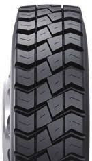 BANDAG RETREAD TYRE     11R225 BDM FOREIGN STOCK
