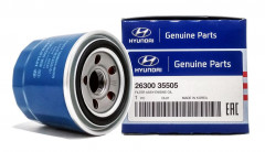 Hyundai Oil Filter (All Gas Models)
