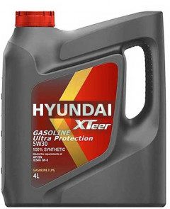 HYUNDAI XTEER GASOLINE ULTRA PROTECTION 5W30